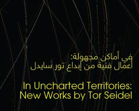"""In Uncharted Territories: New Works by Tor Seidel"""
